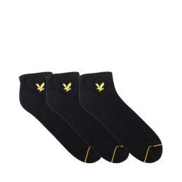 3 Pack Ankle Sock Ross