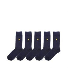 5 Pack Core Sock Liam