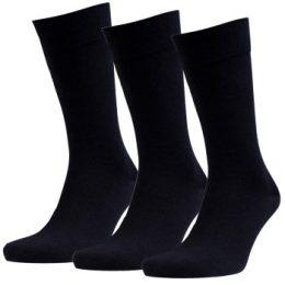 Amanda Christensen Strumpor 3P Grade Merino Wool Sock Svart Strl 39/42