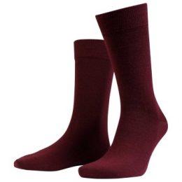 Amanda Christensen Strumpor Grade Merino Wool Sock Mörkröd Strl 39/42