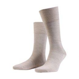 Amanda Christensen Strumpor Icon Merino Wool Sock Sand Strl 41/42