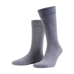 Amanda Christensen Strumpor True Combed Cotton Sock Grå Strl 39/42