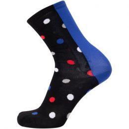 Ankle Sock, Bb Contrast Dot, 1, Black, 36-40, Björn Borg