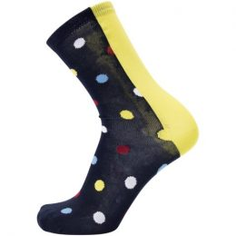 Ankle Sock, Bb Contrast Dot, 1, Total Eclipse, 36-40, Björn Borg