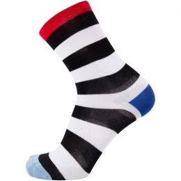 Ankle Sock, Bb Stripe, 1-P, Black, 36-40, Björn Borg