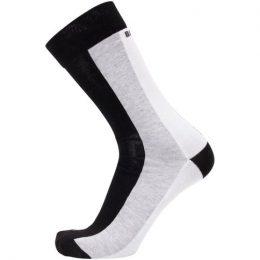 Ankle Sock, Bb Vertical Stripe, Black, 41-45, Björn Borg