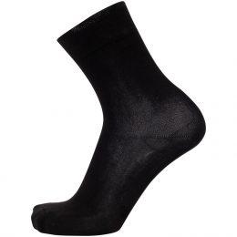 Bamboo Socks, Black, 43-46, Swedemount