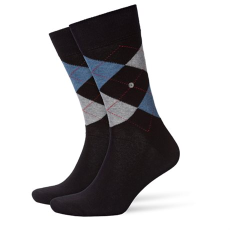 Burlington King Men Socks Black
