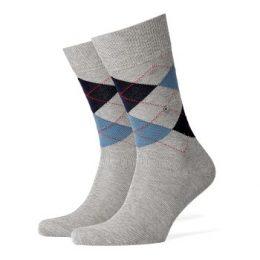 Burlington Manchester Mercerised Cotton Sock