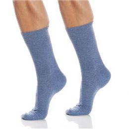 Burlington Strumpor 2P Everyday Cotton Sock Jeans Strl 40/46 Herr