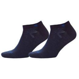 Burlington Strumpor 2P Everyday Sneaker Organic Cotton Sock Marin Strl 40/46
