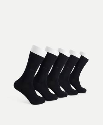 CDLP 5-Pack Bamboo Socks Svart