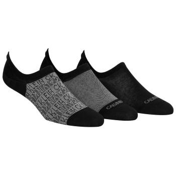 Calvin Klein 3-pack Troy Quarter Sock