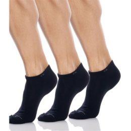 Calvin Klein Strumpor 3P Thomas Casual Socks Svart Strl 40/46 Herr