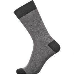 Egtved Strumpor Bamboo Sock Grå Strl 40/45 Herr