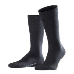 Falke Strumpor Cool 24 7 Socks Svart Strl 43/44 Herr