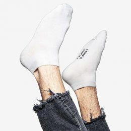 Frank Dandy 5-Pack Bamboo Ankle Sock