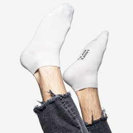 Frank Dandy 5-Pack Bamboo Ankle Sock