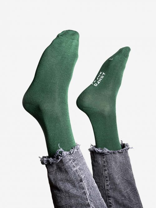 Frank Dandy 5-Pack Bamboo Crew Sock