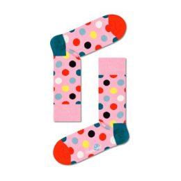 Happy socks Strumpor Big Dot Sock Rosa Strl 41/46