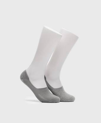 Levi's Strumpor 168SF Low Rise 2-pack Socks Grå