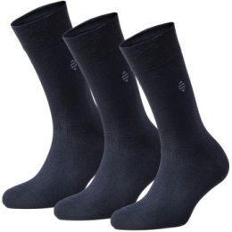 Panos Emporio Strumpor 3P Daniel Bamboo Sock Marin Strl 40/46 Herr