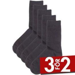 Pierre Robert 5-pack Eco Basic Socks