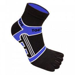 ToeToe Sports Micro-Fibre Running Trainer - Blå