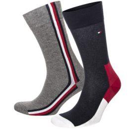 Tommy Hilfiger 2-pack Men Iconic Hidden Socks