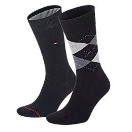 Tommy Hilfiger 2-pack Men Sock Check