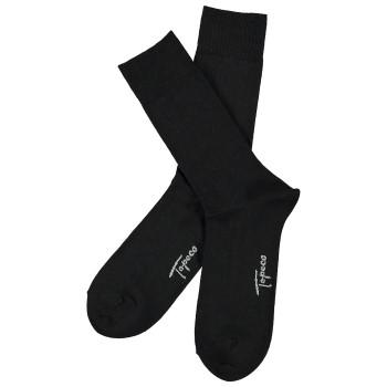 Topeco Strumpor Men Wool Socks Svart Strl 41/45 Herr